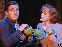 Ewan McGregor and Jenna Russell in Guys & Dolls