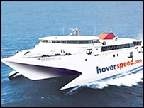 Hoverspeed Sea Cat ferry