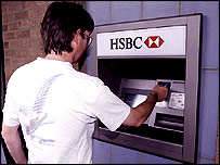 HSBC customer