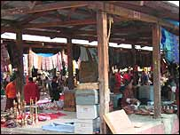 Thimphu's markets