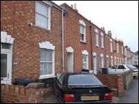 Saajid Badat's house in Gloucester