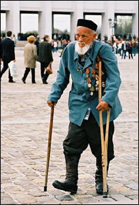 Ветеран (Фото: Юлия Балалаина)