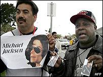 Michael Jackson fans