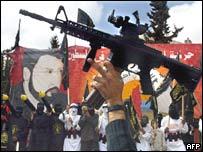 Islamic Jihad militants in Hebron