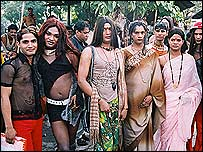 Gays in India