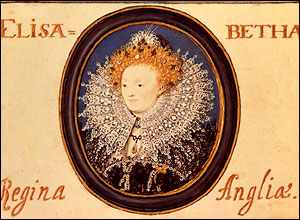 Portrait of Queen Elizabeth I, Nicholas Hilliard, V&A Images/Victoria and Albert Museum