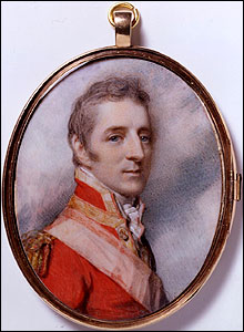 Arthur Wellesley 1st Duke of Wellington, Richard Cosway, V&A Images/Victoria and Albert Museum