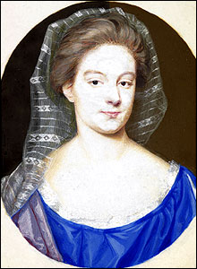 Mrs van Vrybergen, Susannah-Penelope Rosse, V&A Images/Victoria and Albert Museum