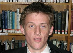 Eton pupil James Macadam