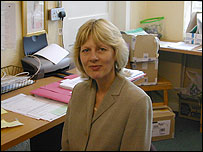 Colebourne Primary School head teacher Vicki Herrick