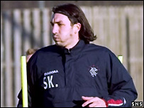 Kyrgiakos has formed a good partnership with Marvin Andrews