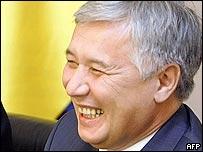 Ukraine's acting PM Yuri Yekhanurov