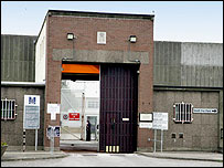 HMP Hindley - picture courtesy of MEN Syndication