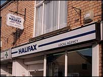 The Halifax agency office, Gowerton