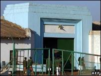Lusaka jail