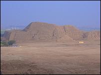 Huaca del Sol (BBC)