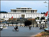Parliament building, Islamabad