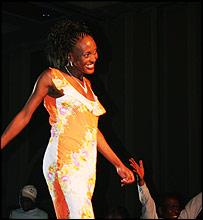 Cynthia Leshomo, Miss HIV Stigma Free winner