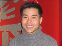 William Dao, an associate at the Museum of China in the Americas