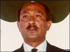 President Anwar Sadat - 1971