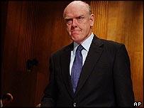 US Treasury Secretary John Snow