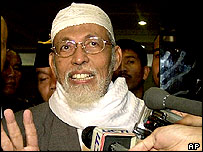 Abu Bakar Ba'asyir - 3/3/05