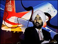 Manav Singh, managing director, Club One Air unveils India's first aircraft fractional ownership company