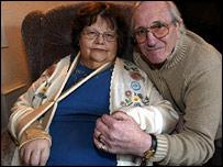 Margaret and Ken Dixon