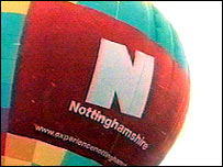 Nottingham Balloon