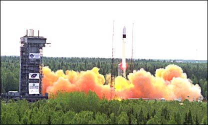 Rocket launch (Esa)