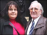 Lindsay and Ken Dixon
