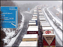 Operation Stack on the snowy M20