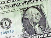 American dollar bill