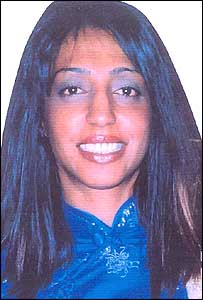 Farah Adams, courtesy of PA and Strathclyde Police