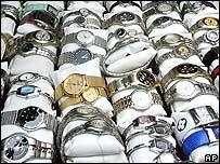 Relojes chinos