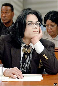 Michael Jackson impersonator Edward Moss