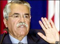 Saudi Oil Minister Ali al-Naimi