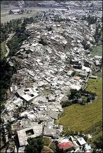 Balacot, en la Provincia Fronteriza del noroeste paquistaní.
