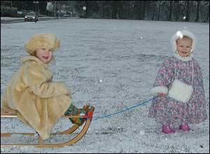 Anna and Rachel
