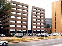 Botswana's capital city Gaborone