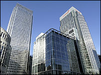 Citigroup's London headquarters (right)