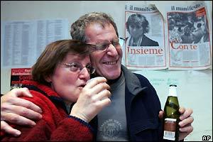 Journalists at Il Manifesto