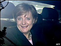 Angela Merkel. File photo