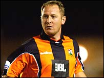 New Newport County manager Peter Beadle