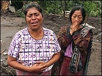Mujeres mayas en Panabaj