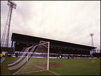 Bleak times at Ninian Park