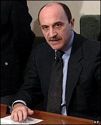 Italian agent Nicola Calipari