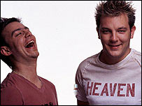 JK and Joel