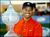 Tiger Woods has now won two events this season