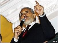 President Carlos Mesa
